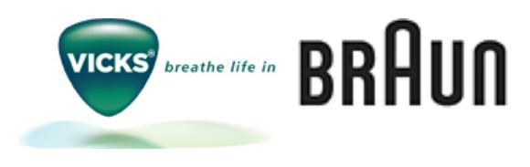 VicksBraun Logos