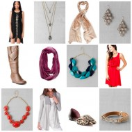 Apparel and Accessories from Francesca's Boutique: Countdown to Christmas