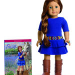 American Girl Saige Doll: A Great Gift for the Holidays