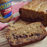Moist Banana Chocolate Chip Bread Recipe + Kraft Coupons Exclusively for Target #KraftHolidaySavings