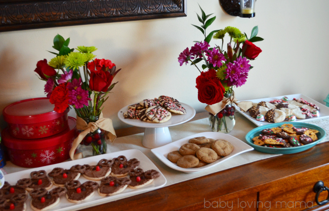 Betty Crocker Cookie Exchange for Toys for Tots
