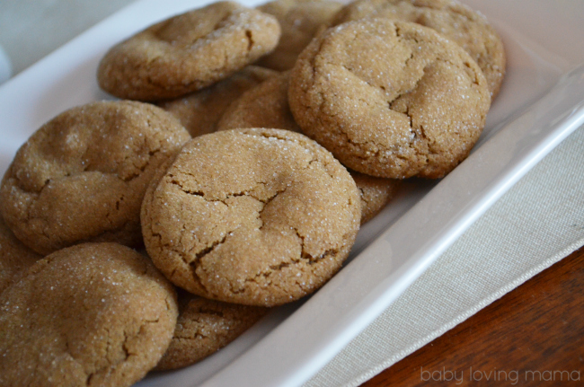Betty Crocker Ginger Crinkles Soft Chewy
