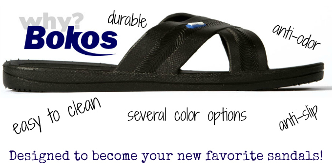 Bokos Sandal Features