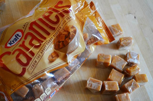 Caramel Raisin Nut Sticky Buns Kraft Caramels