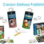 Carson Dellosa Publishing Education Games: Countdown to Christmas