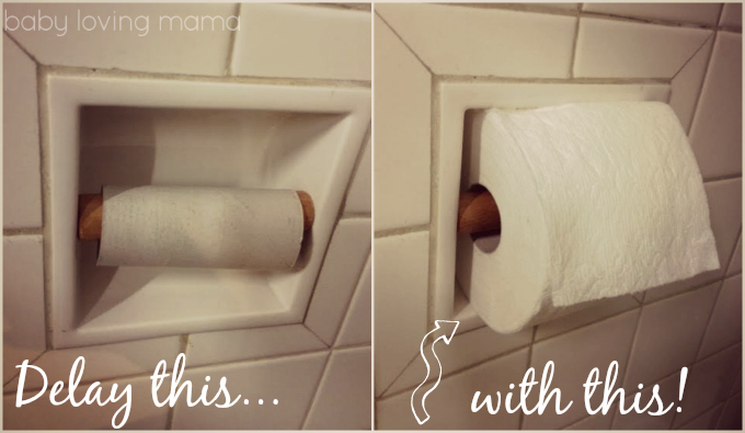 Cottonelle Triple Roll Avoid the Empty Roll