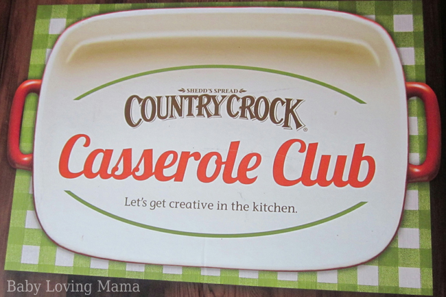 Country Crock Casserole Veggie15