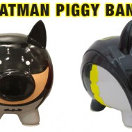 Batman Piggy Bank and Hello Kitty Luggage from FAB Starpoint : Countdown to Christmas