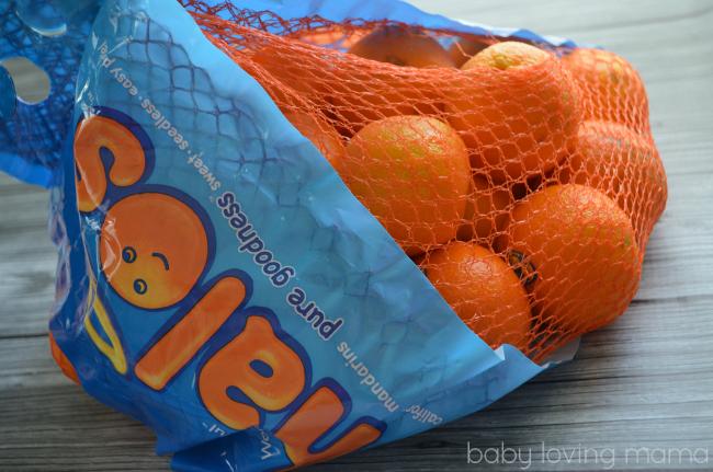 Halos Mandarin Oranges Packaging