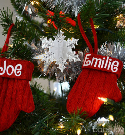 Holiday Decor with a Personal Touch #PCHoliday