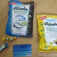 Combat Cold and Flu Season with Ricola Cough Drops + Giveaway #swissherbs