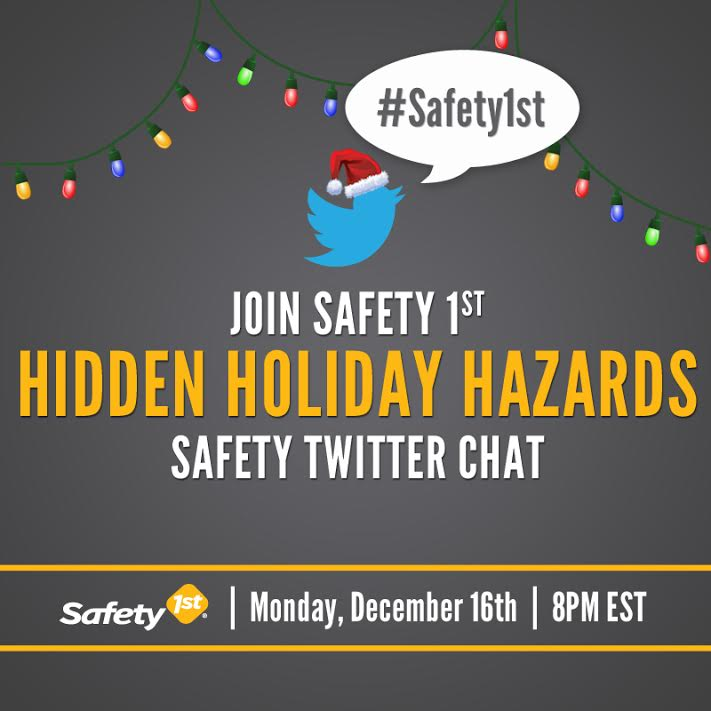 Safety 1st December Twitter Party
