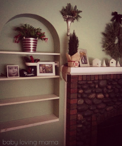 Safety 1st Holiday Shelf Mantel