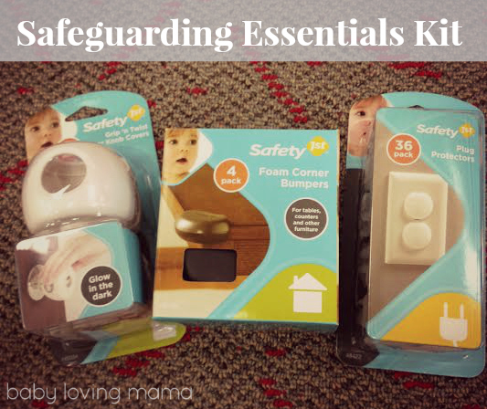 Safety 1st Safeguarding Essentials Kit for Travel