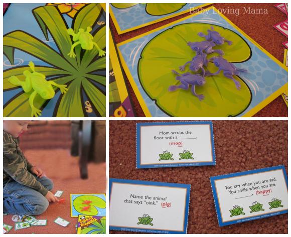 Super Duper Publications Hopping Frogs 20