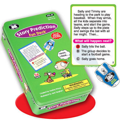 Super Duper Publications Story Prediction3