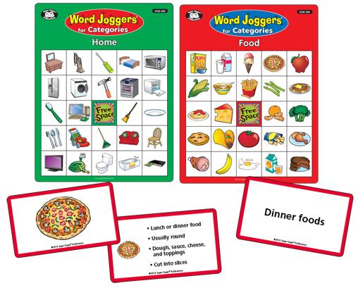 Super Duper Publications Word Joggers8