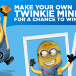 Twinkie Minion Makeover Sweepstakes | Win Big with Hostess and Despicable Me 2