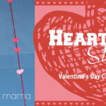Heart on a String {Valentine's Day Craft Tutorial}