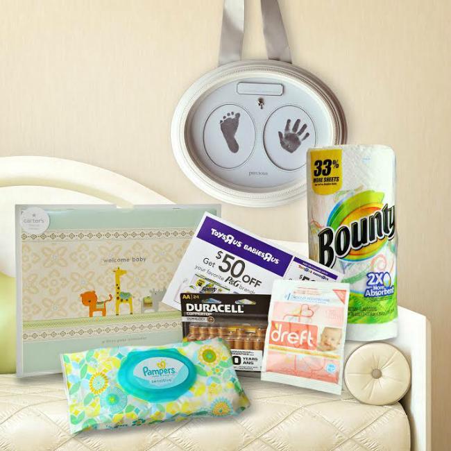 Pampers PG Babies R US giveaway