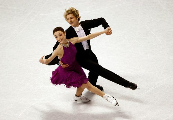 ATT Charlie White and Meryl Davis