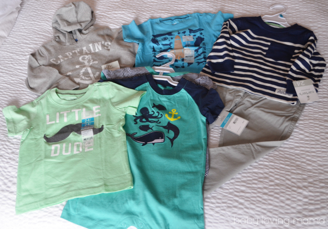 Carters Spring Style Toddler Boys haul