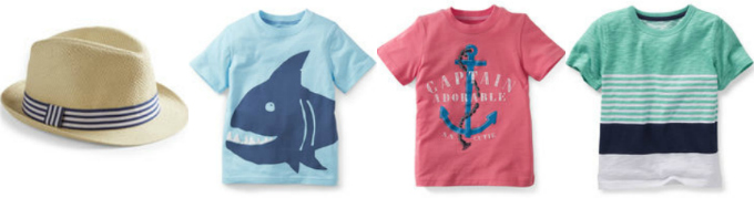 Carters Spring Style Wish List