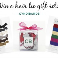 Cyndibands Hair Ties for Valentine's Day + Giveaway