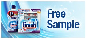 Finish Power and Free Free Sample