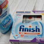 Ditch Harsh Chemicals with Finish Power & Free Dishwasher Products #FinishMoms #CleanItForward