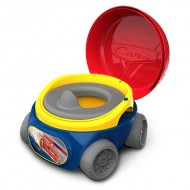 Potty Training With The First Years Disney Pixar Cars Racing Mission Potty System + Giveaway