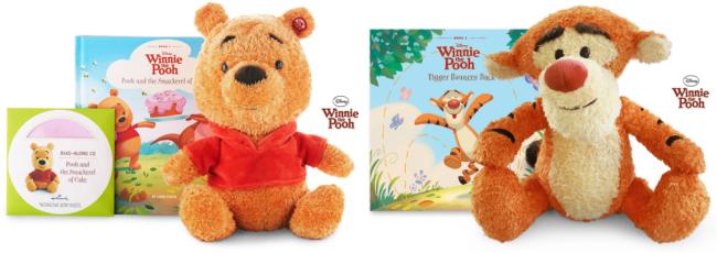 Hallmark Interactive Story Buddy Winnie the Pooh Tigger