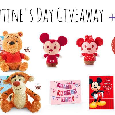 Celebrate Valentine's Day with Hallmark + GIVEAWAY