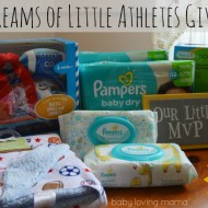 Pampers Presents Game Day Sweepstakes + Big Dreams of Little Athletes Giveaway