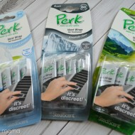 Keeping Our Vehicle Fresh with PERK Vent Wraps + Giveaway