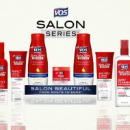 VO5 Salon Series: Braided Top Knot for Valentine's Day + Giveaway