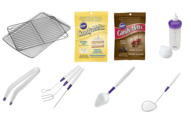 Wilton New Candy Flavors and Tools