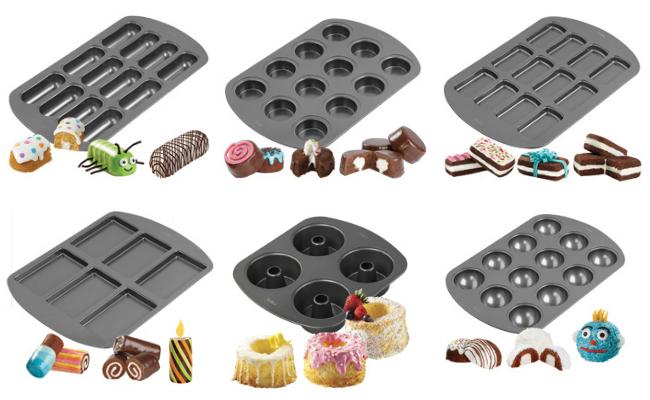 Wilton Snack Cakes Bake Ware