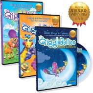 Singing, Dancing, and Learning with The GiggleBellies Videos + Giveaway