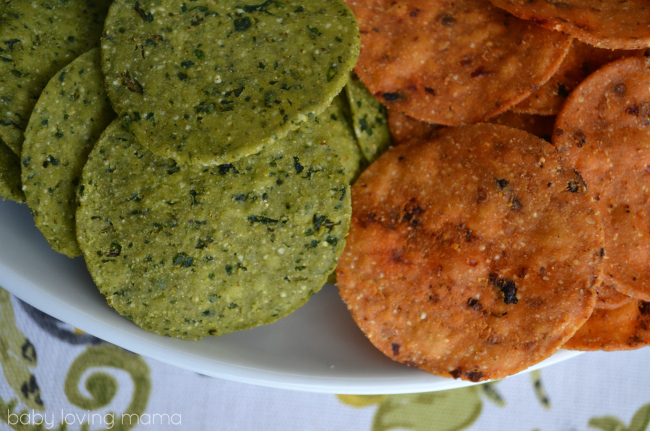 Dill Dip with The Better Chip Spinach and Kale and Chipotle