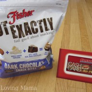 Snacking My Way Through March Madness with Fisher Nut Exactly + Giveaway