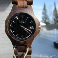 Jord Wood Watches: Making a Statement While Keeping Time + Giveaway