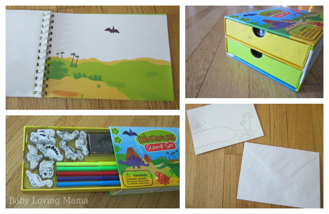 Meadow Kids Dinosaur Stamp Set2