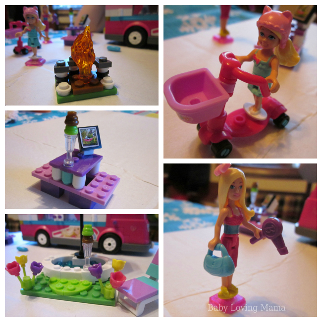 Mega Bloks Barbie Build n Play Luxe Camper2
