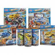 Burn Up the Streets with Mega Bloks Hot Wheels + GIVEAWAY #HotWheels