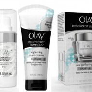 A New Skincare Routine with Olay Regenerist Luminous from Walmart #LuminousGlow