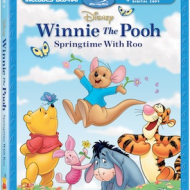 Winnie The Pooh: Springtime With Roo Now on Blu-Ray