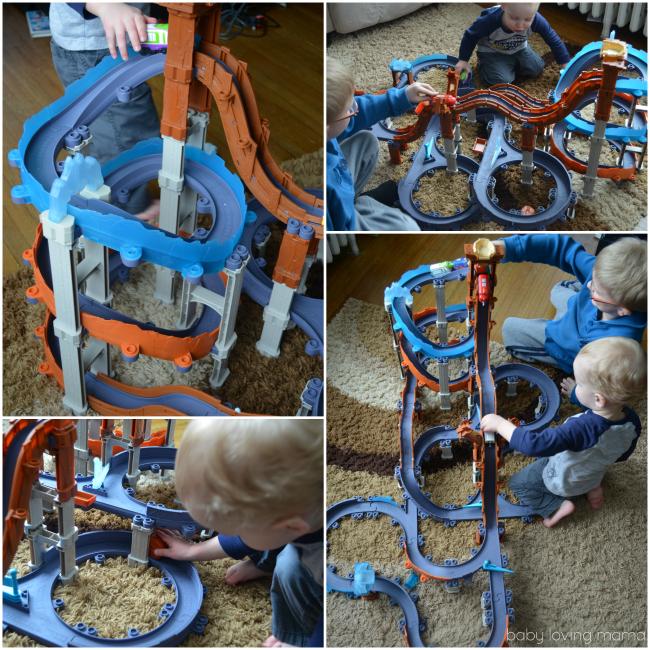 Chuggington Playsets Rocky Ridge Roller Coaster Megabuild Play
