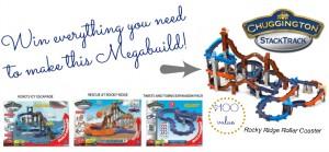 Chuggington Rocky Ridge Roller Coaster Megabuild Giveaway