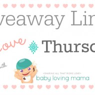 List Your Giveaways! {Linky Love #345}